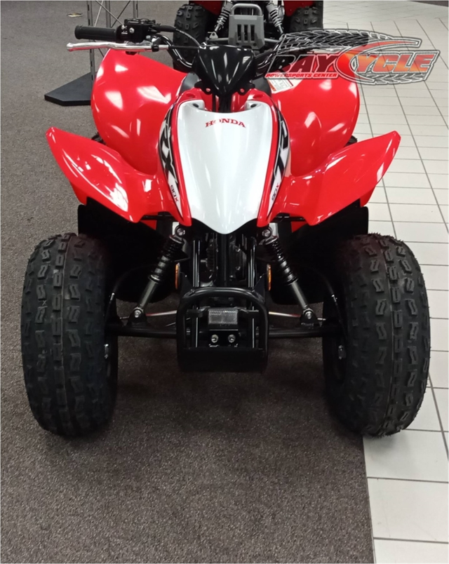 2019 Honda TRX90X 90X at Bay Cycle Sales