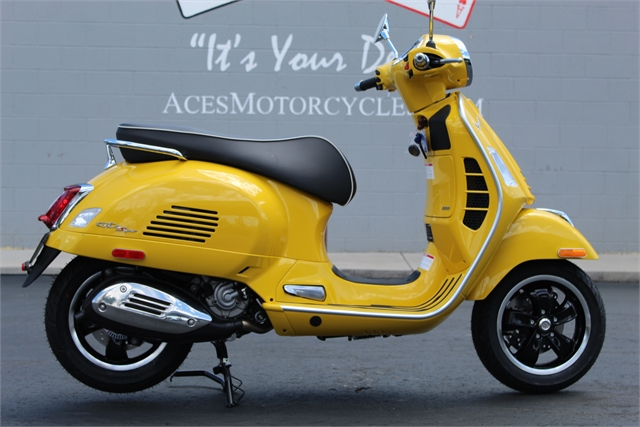 2021 Vespa GTS Super 300 HPE Super 300 HPE Racing Sixties at Aces Motorcycles - Fort Collins