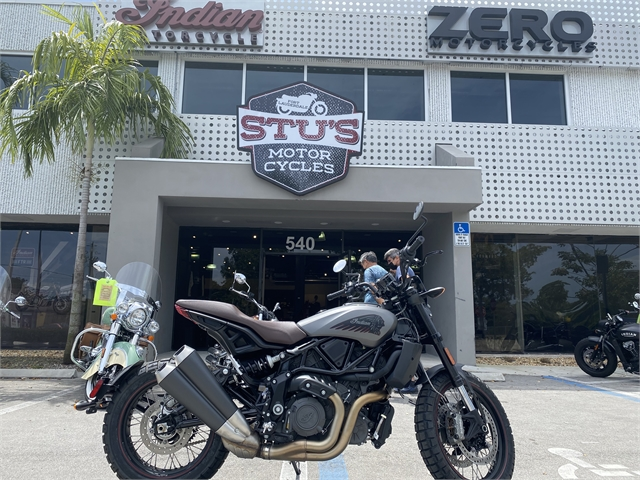 2020 Indian FTR 1200 Rally at Fort Lauderdale