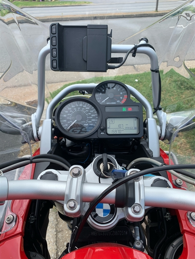 2012 BMW R 1200 GS Adventure at Frontline Eurosports