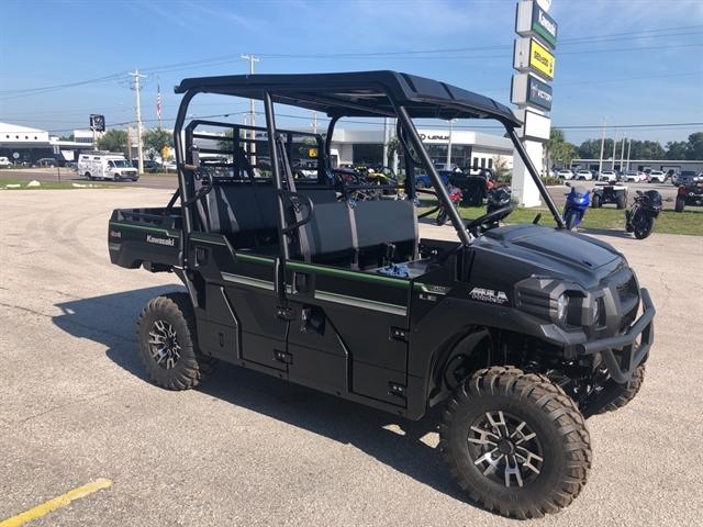 2020 Kawasaki Mule™ PRO-FXT™ EPS LE at Jacksonville Powersports, Jacksonville, FL 32225