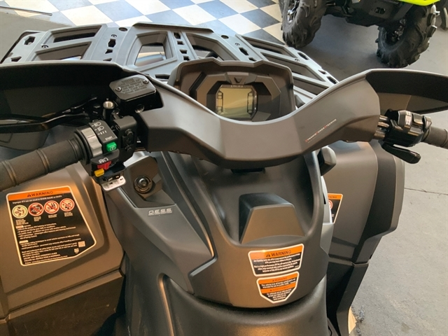 2020 Can-Am Outlander XT 650 at Jacksonville Powersports, Jacksonville, FL 32225