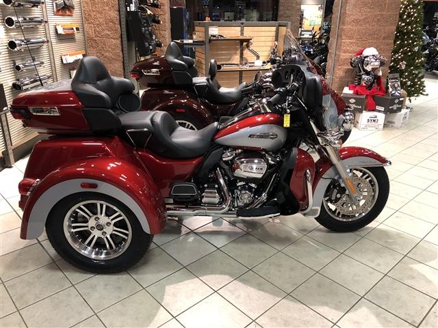 2019 Harley-Davidson Trike Tri Glide Ultra at La Crosse Area Harley-Davidson, Onalaska, WI 54650