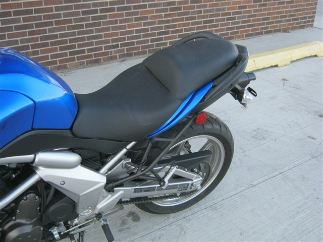2009 Kawasaki Versys KLE650 at Brenny's Motorcycle Clinic, Bettendorf, IA 52722