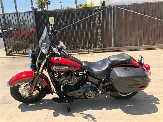 2019 Harley-Davidson Softail® Heritage Classic 114 at Quaid Harley-Davidson, Loma Linda, CA 92354