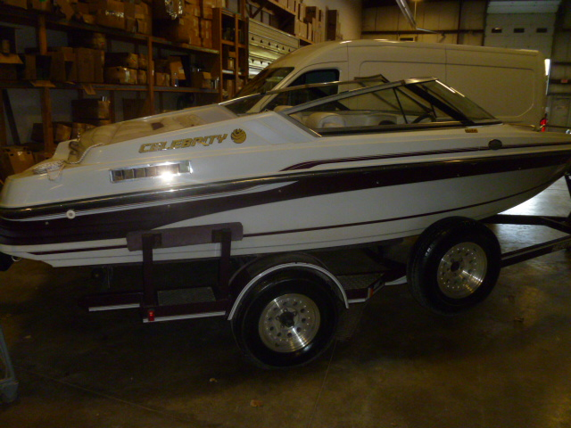 1995 CELEBRITY 180 XC at Pharo Marine, Waunakee, WI 53597