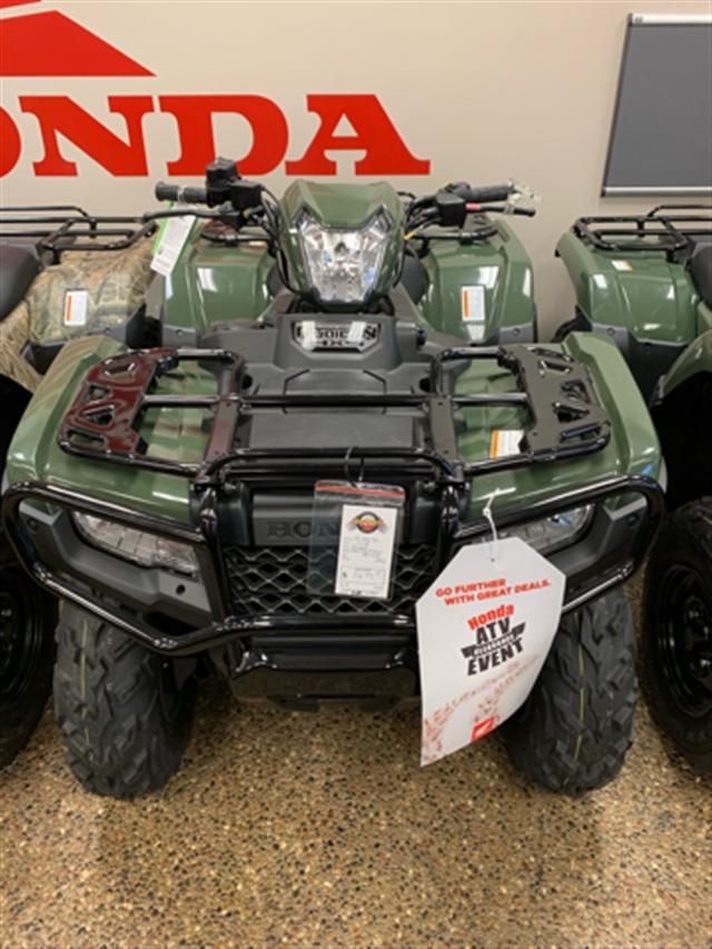 2018 Honda FourTrax Foreman Rubicon 4x4 EPS at Mungenast Motorsports, St. Louis, MO 63123