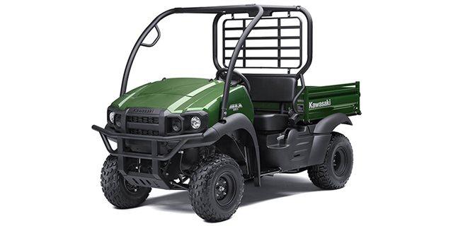 2021 Kawasaki Mule SX FI 4x4 at ATVs and More