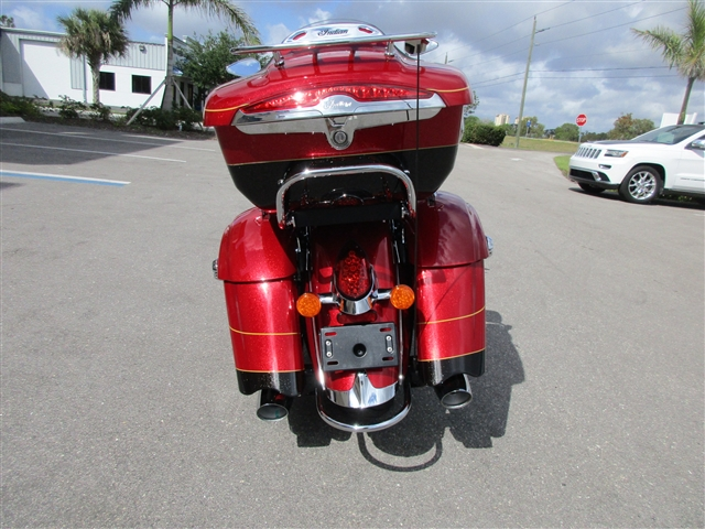 2019 Indian Roadmaster Elite at Fort Myers