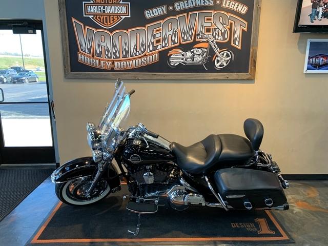 2008 Harley-Davidson Road King Classic at Vandervest Harley-Davidson, Green Bay, WI 54303