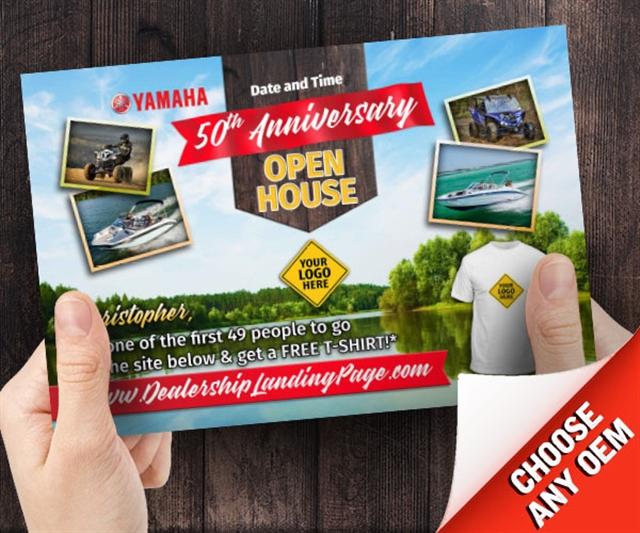 Anniversary Open House Marine at PSM Marketing - Peachtree City, GA 30269