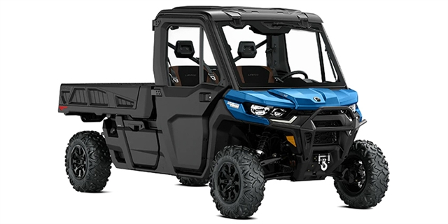 2021 Can-Am Defender PRO Limited HD 10 at Wild West Motoplex