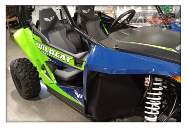 2019 Textron Off Road Wildcat Sport XT XT at Bay Cycle Sales
