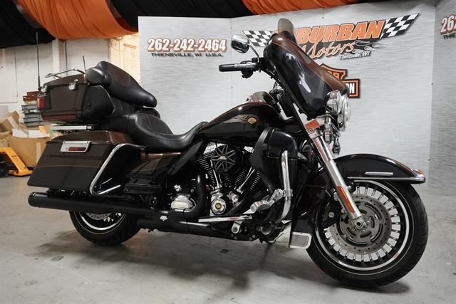 2013 Harley-Davidson Electra Glide Ultra Limited 110th Anniversary Edition at Suburban Motors Harley-Davidson