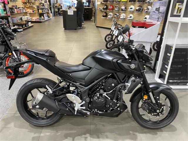 2021 Yamaha MT 03 at Lynnwood Motoplex, Lynnwood, WA 98037