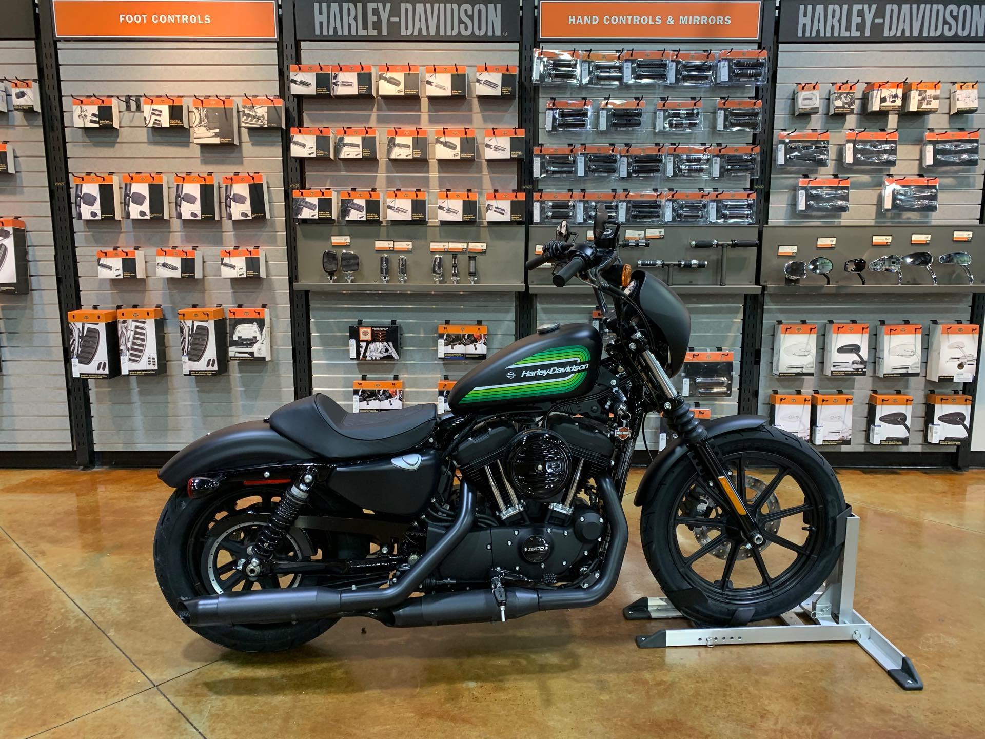 2021 Harley-Davidson Cruiser XL 1200NS Iron 1200 at Colonial Harley-Davidson