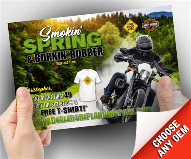 2019 Spring Smokin' Spring Burnin' Rubber Powersports at PSM Marketing - Peachtree City, GA 30269