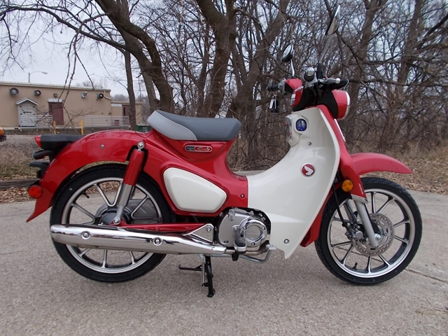 2020 Honda Super Cub C125 ABS at Nishna Valley Cycle, Atlantic, IA 50022