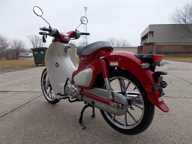 2020 Honda Super Cub C125 ABS at Nishna Valley Cycle, Atlantic, IA 50022