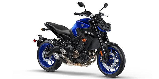 2020 Yamaha MT 09 at Santa Fe Motor Sports