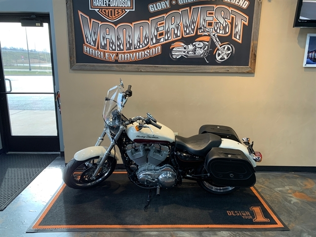 2011 Harley-Davidson Sportster 883 SuperLow at Vandervest Harley-Davidson, Green Bay, WI 54303