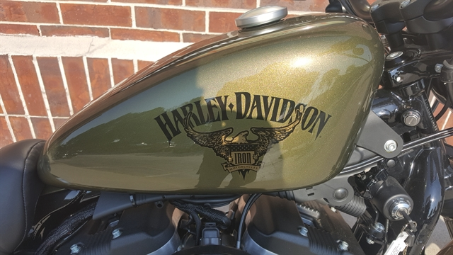 2017 Harley-Davidson Sportster Iron 883 at Harley-Davidson® of Atlanta, Lithia Springs, GA 30122