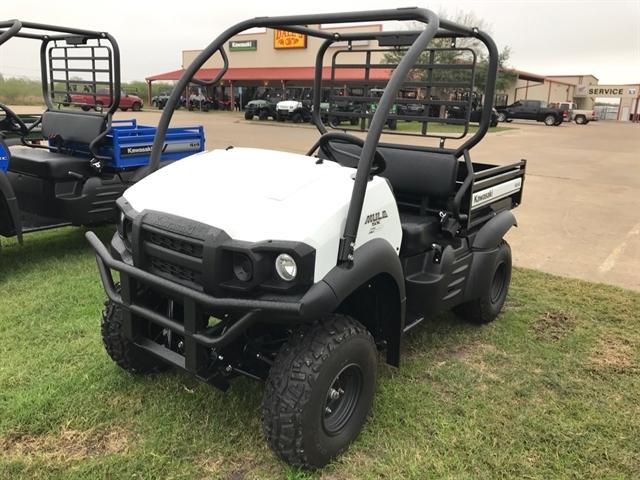 2020 Kawasaki Mule SX 4x4 SE FI 4x4 SE at Dale's Fun Center, Victoria, TX 77904