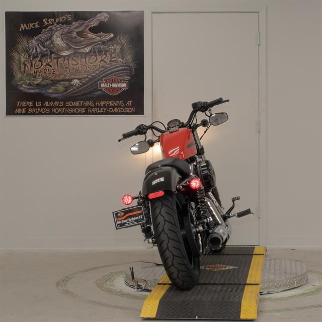 2020 Harley-Davidson Sportster Forty Eight at Mike Bruno's Northshore Harley-Davidson