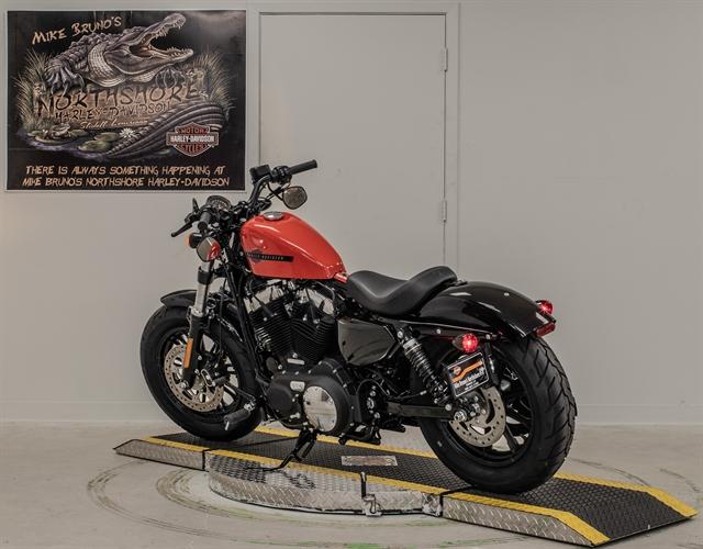 2020 Harley-Davidson Sportster Forty-Eight at Mike Bruno's Northshore Harley-Davidson