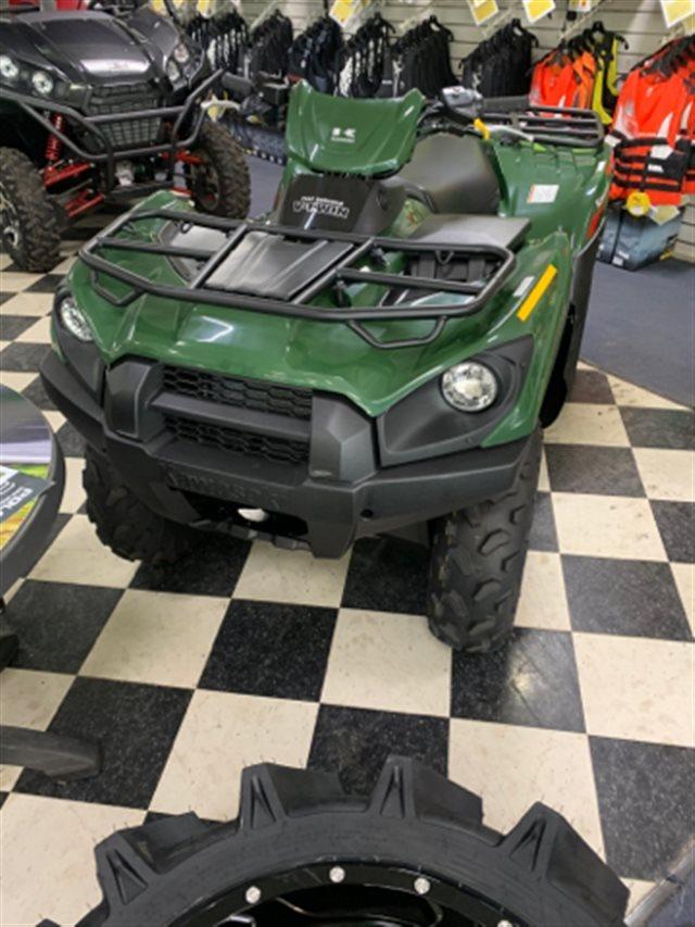 2019 Kawasaki Brute Force 750 4x4i at Jacksonville Powersports, Jacksonville, FL 32225