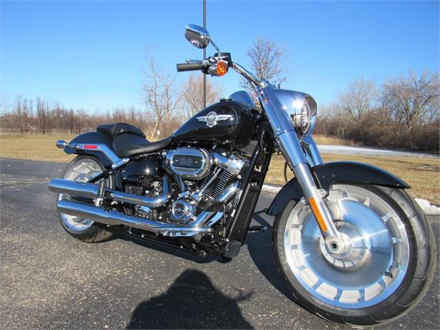 2021 Harley-Davidson Cruiser FLFBS Fat Boy 114 at Conrad's Harley-Davidson