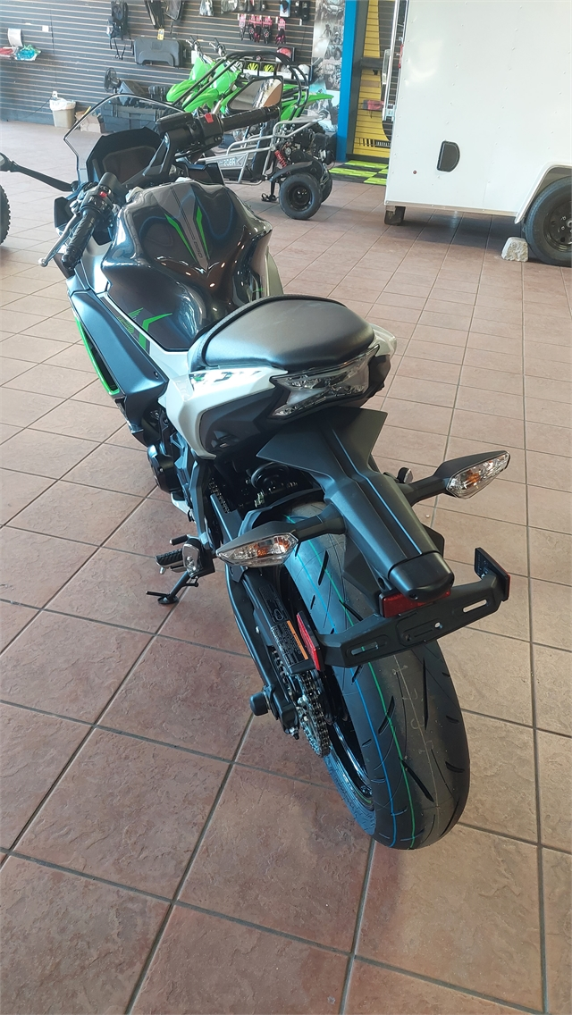 2022 Kawasaki Ninja 650 Base at Santa Fe Motor Sports