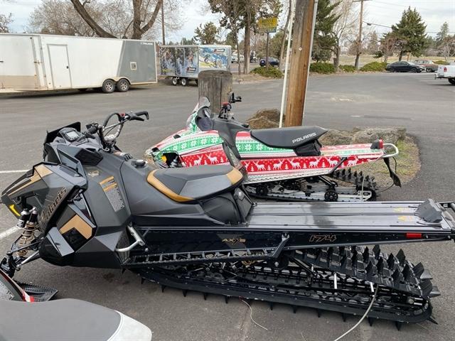 2019 Polaris PRO-RMK 800 174 at Cascade Motorsports