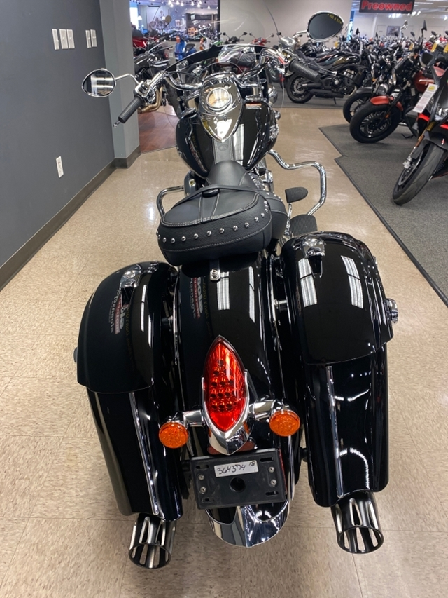 2018 Indian Springfield Base at Sloans Motorcycle ATV, Murfreesboro, TN, 37129