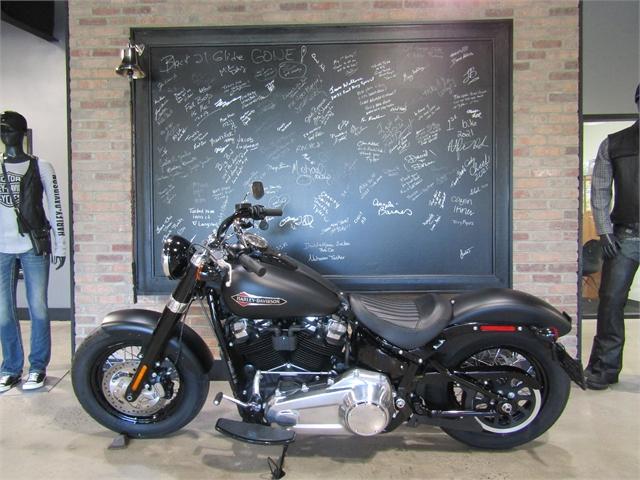 2020 Harley-Davidson Softail Softail Slim at Cox's Double Eagle Harley-Davidson