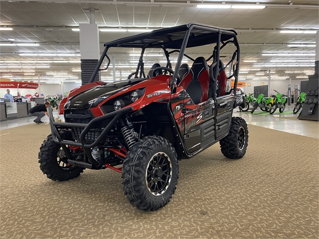 2022 Kawasaki Teryx4 S LE at Columbia Powersports Supercenter