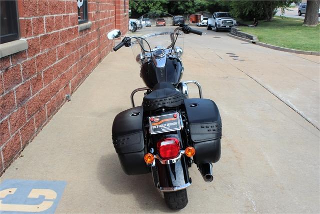 2020 Harley-Davidson Softail Heritage Classic at Doc's Harley-Davidson