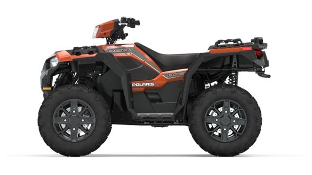 2021 Polaris Sportsman 850 Premium at Shawnee Honda Polaris Kawasaki