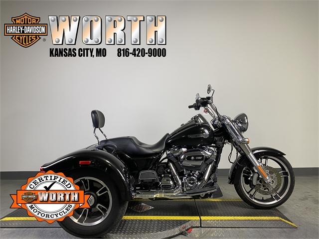 2017 Harley-Davidson Trike Freewheeler at Worth Harley-Davidson