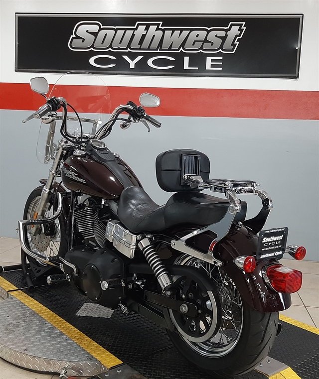 2007 Harley-Davidson Dyna Glide Street Bob at Southwest Cycle, Cape Coral, FL 33909