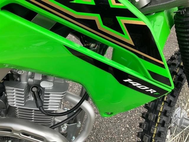 2021 Kawasaki KLX 140R F at Jacksonville Powersports, Jacksonville, FL 32225
