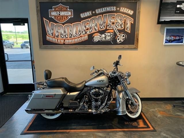 2007 Harley-Davidson Road King Classic at Vandervest Harley-Davidson, Green Bay, WI 54303