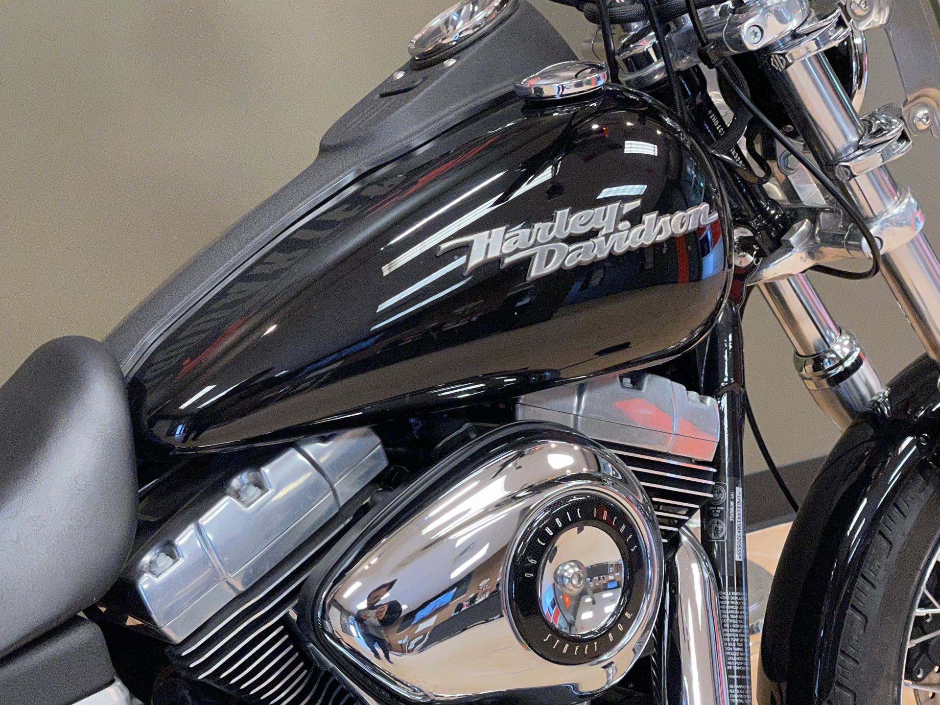 2008 Harley-Davidson Dyna Glide Street Bob at Loess Hills Harley-Davidson