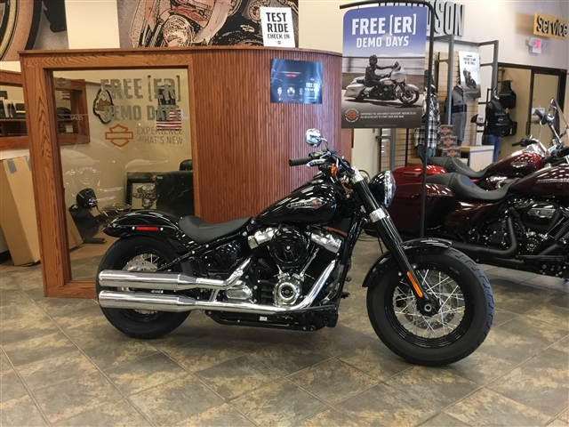 2019 Harley-Davidson Softail Slim® at Bud's Harley-Davidson, Evansville, IN 47715