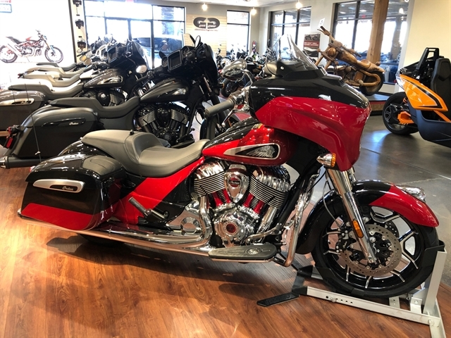 2020 Indian Chieftain Elite at Got Gear Motorsports