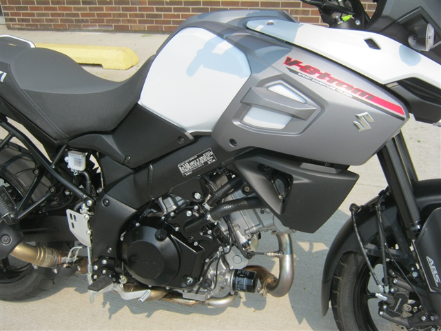 2018 Suzuki 1000 V-Strom DL1000 at Brenny's Motorcycle Clinic, Bettendorf, IA 52722