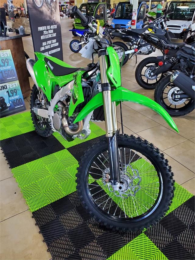 2022 Kawasaki KX 450 at Sun Sports Cycle & Watercraft, Inc.