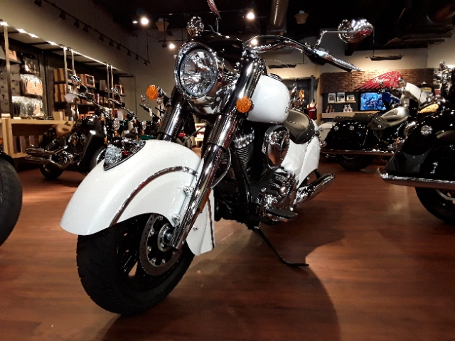 2016 Indian Chief Classic at Mungenast Motorsports, St. Louis, MO 63123