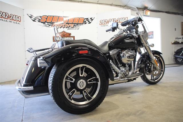 2016 Harley-Davidson FLRT Freewheeler at Suburban Motors Harley-Davidson