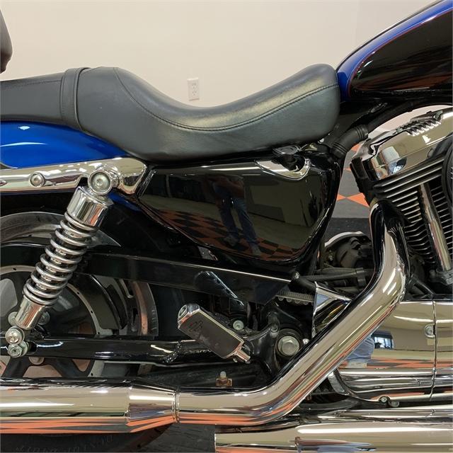 2004 Harley-Davidson Sportster 1200 Custom at Harley-Davidson of Indianapolis
